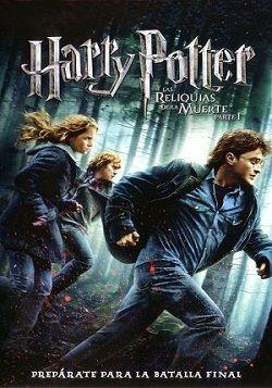Harry Potter 7 Y Las Reliquias De La Muerte Parte 1 Online Latino 2010 Peliculas Audio Latino Online Deathly Hallows Part 1 Harry Potter 07 Harry Potter