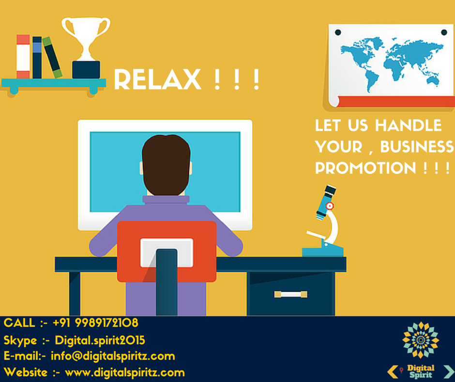 Digital spirit , Digital marketing , SEO , Web designing , Search engine optimization , search engine marketing , social media management, social media marketing & Online training