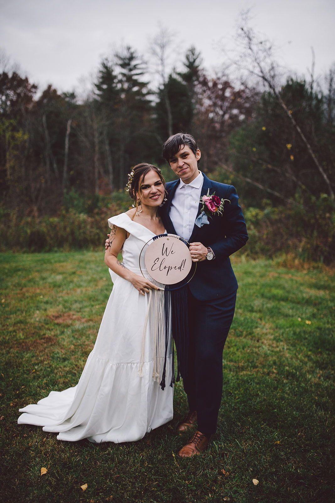 Intimate Wedding Photoshoot Outdoors In 2020 Brooklyn Wedding New York Wedding Wedding Photoshoot