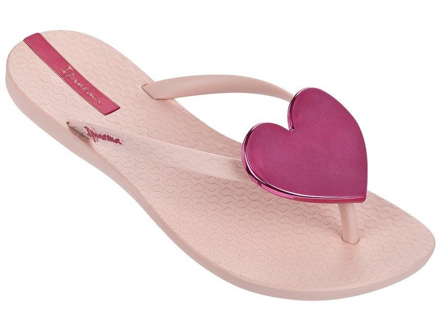 795addc2841ed6 Wave Heart – Nude Pink £20.00 - Ipanema Fab Flip Flops
