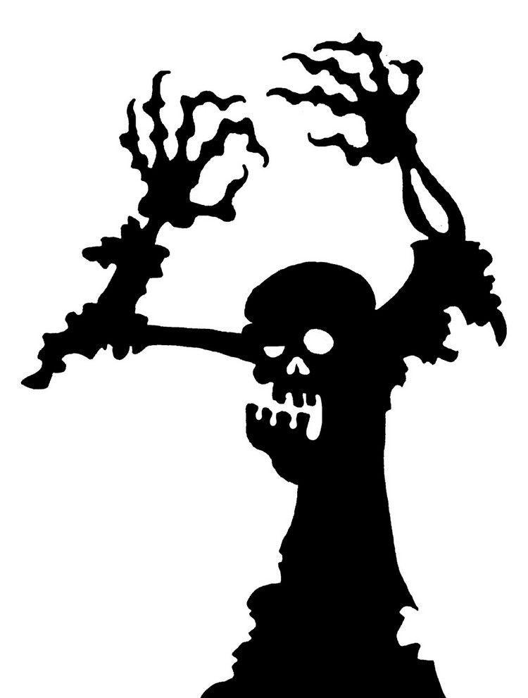 Fensterdeko Fur Herbst Und Halloween 46 Diy Ideen Fensterdeko Fur Herbst Und Halloween 46 In 2020 Halloween Stencils Halloween Silhouettes Silhouette Printables