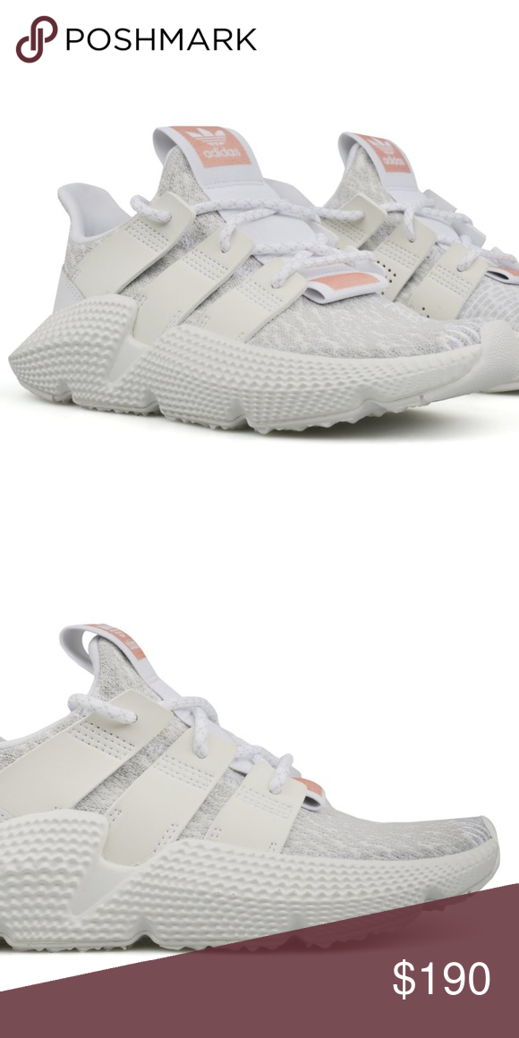 adidas prophere white pink