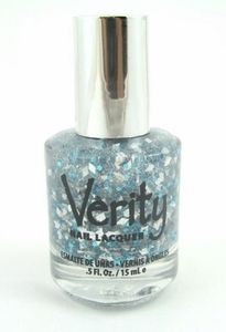 Verity Nail Lacquer - Diamond Shines SE39 (Special Edition Mixed Glitters)