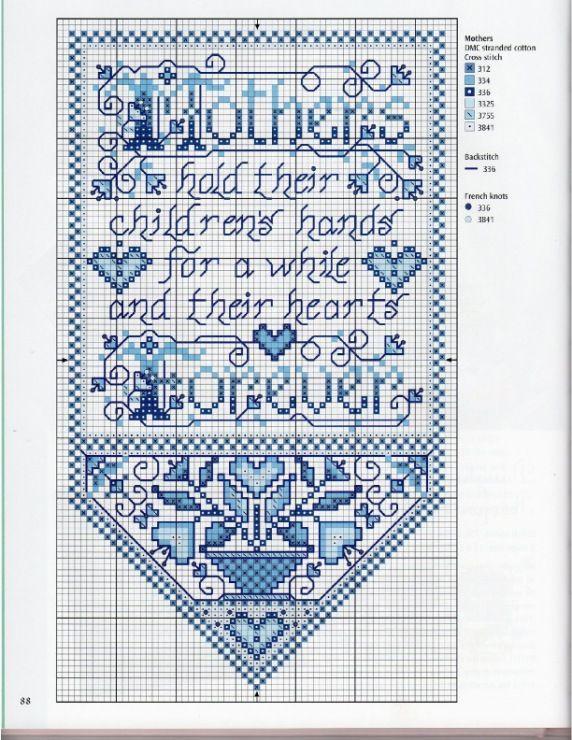 Gallery.ru / Фото #90 - 2007 A Womans World in Cross Stitch_Joan Elliott - Chispitas