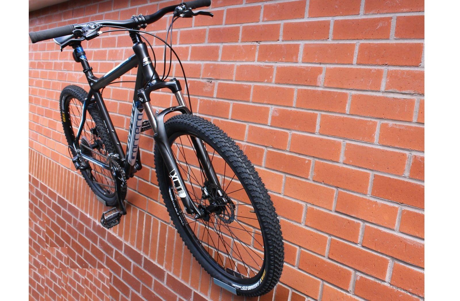 Bike Wall Mounted Hook Rack Holder Wheel NEW