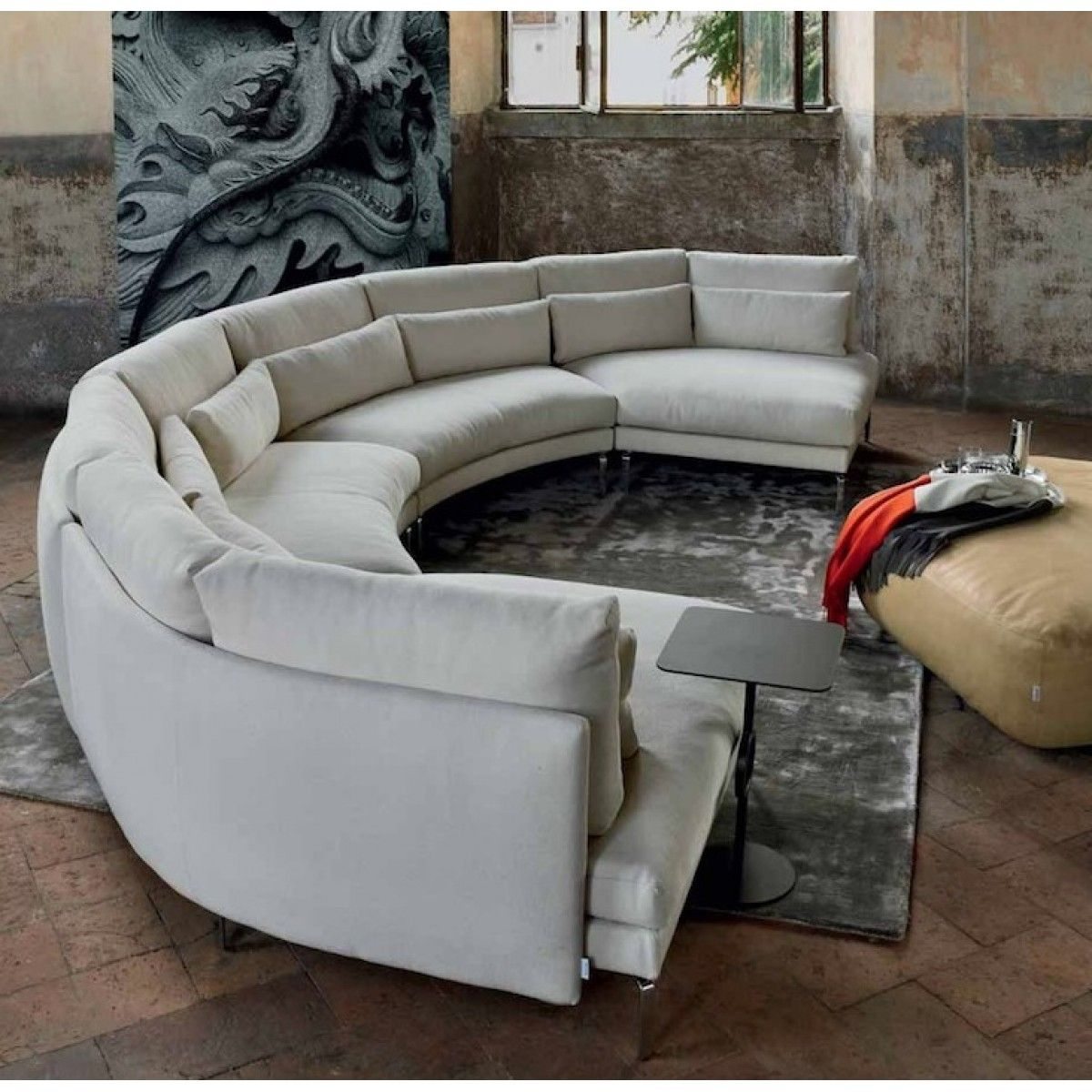 Image Result For Semi Circle Sofa Uk