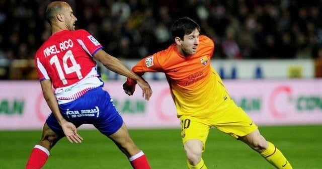 Barcelona vs Granada en vivo -