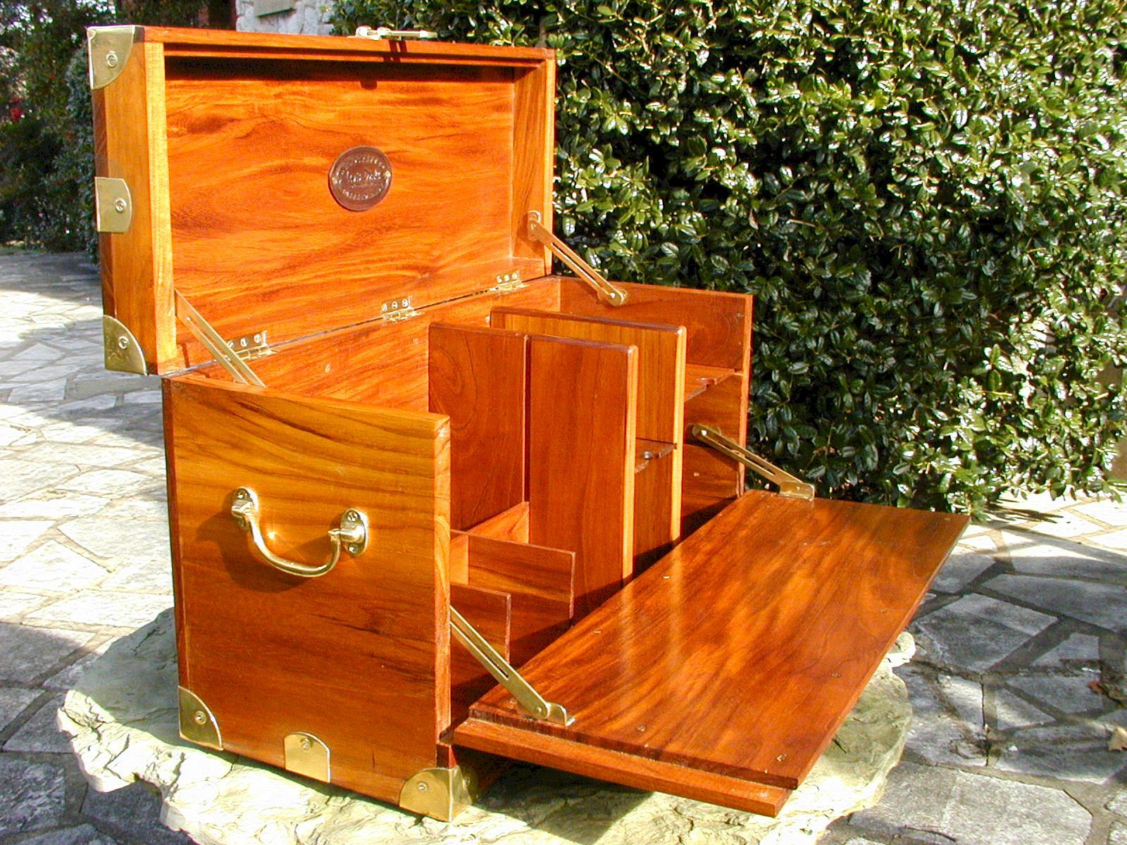 british campaign furniture is my new passion because of its smart and compact design and it