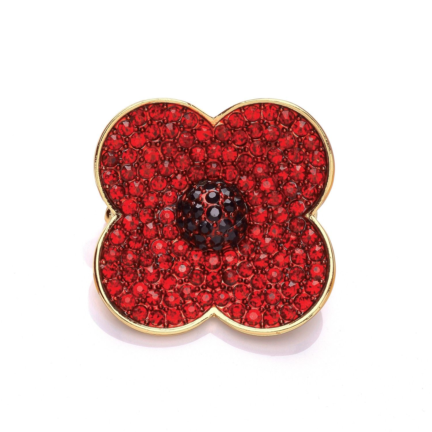 The Poppy Collection ® Heart Pin NgKcB