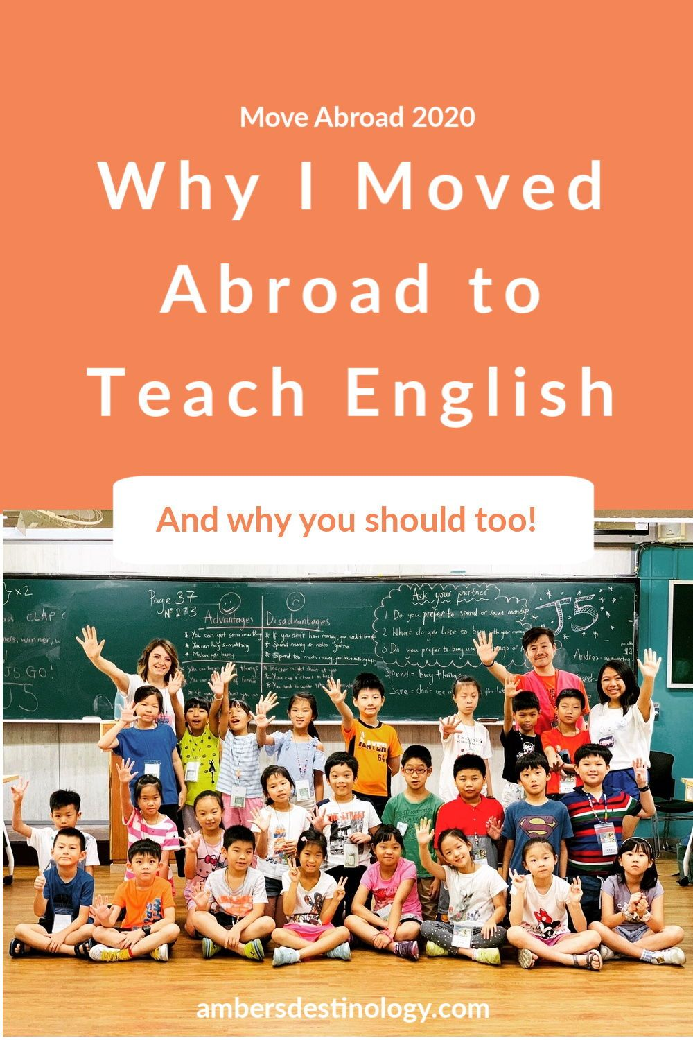 Why I moved Abroad to Teach English in Asia! High Pay