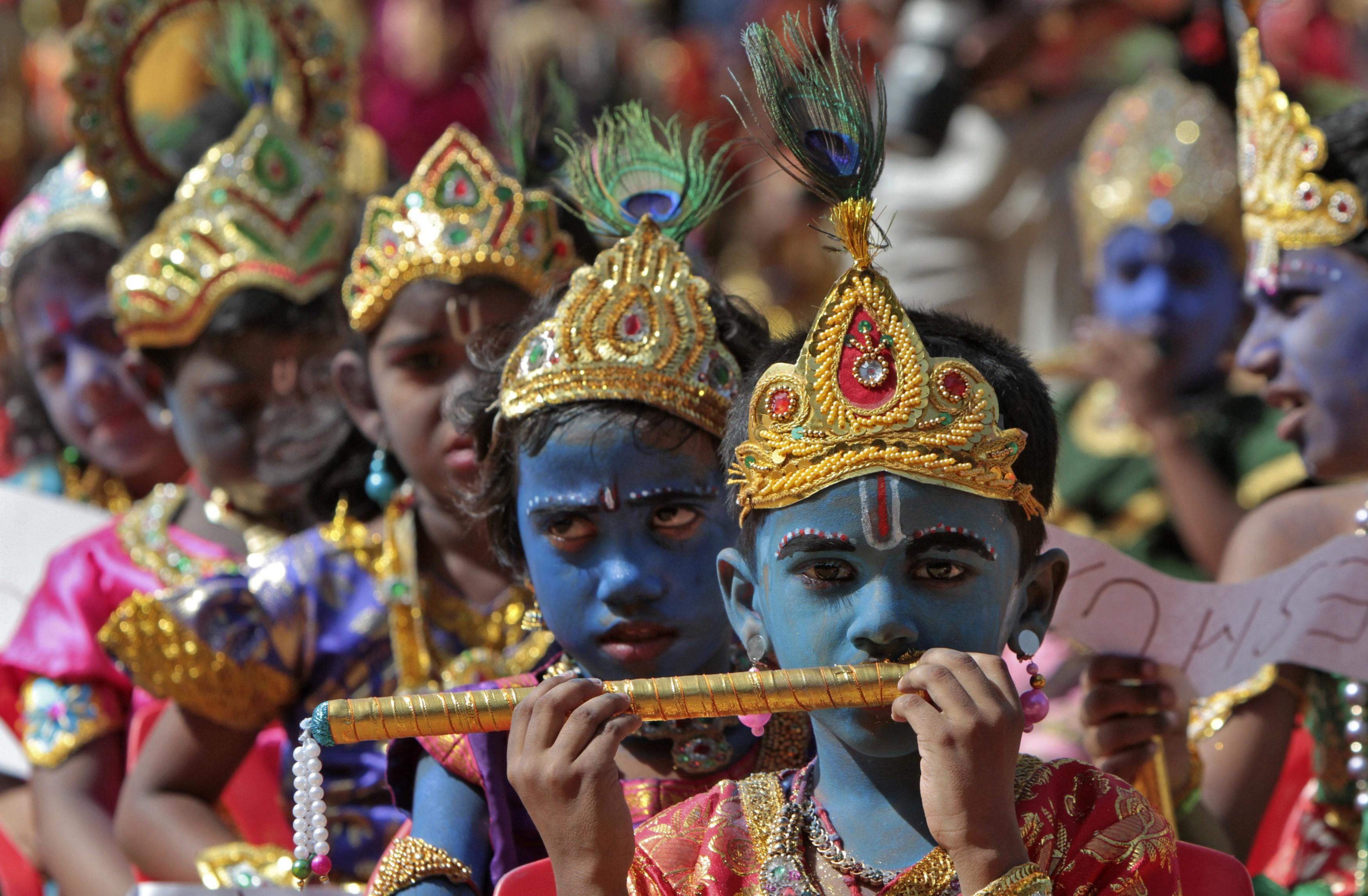 Alright, Janmashtami 2013 is around the corner. This popular Hindu ...