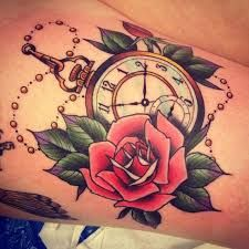 pocket watch tattoo - Cerca con Google