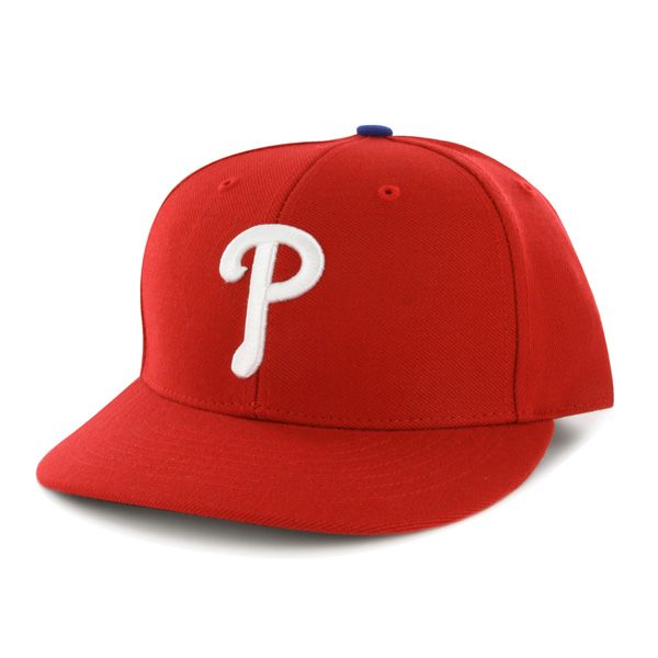 481b7c469 Philadelphia Phillies Bullpen MVP Home 47 Brand Adjustable Hat ...
