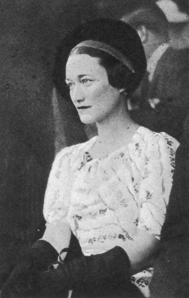 """Wallis"" Duchess of Windsor"