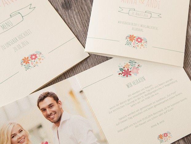 Die 5 Geheimnisse perfekter Hochzeitskarten