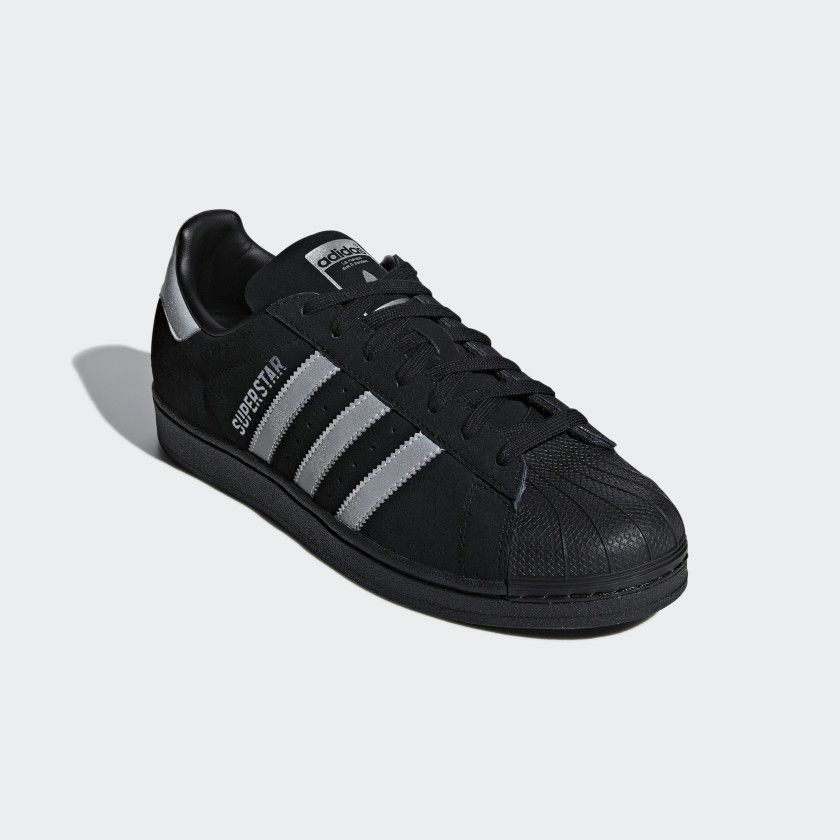 Superstar Shoes Core Black Black Core Black B41987