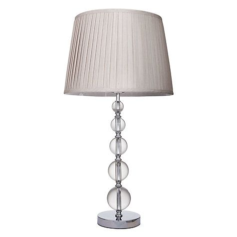 Buy john lewis lavinia large glass table lamp from our desk table lamps range at john lewis