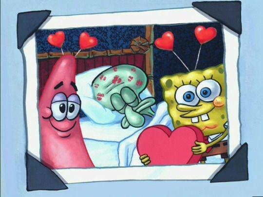 SpongeBob Freeze Frames