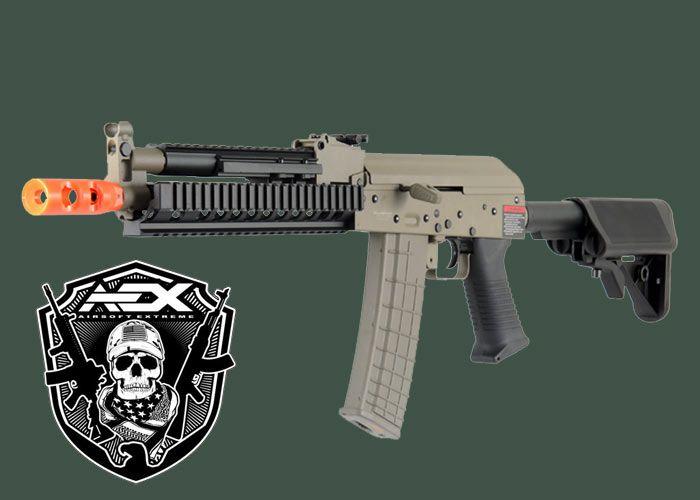 WE MSK & SMG8 GBB  Take off that orange tip and this gun