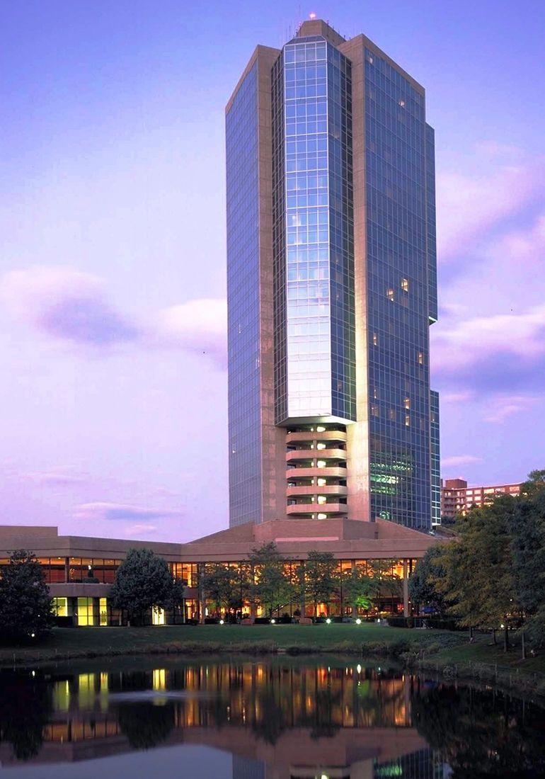The Hilton Alexandria Mark Center In Alexandria Virginia