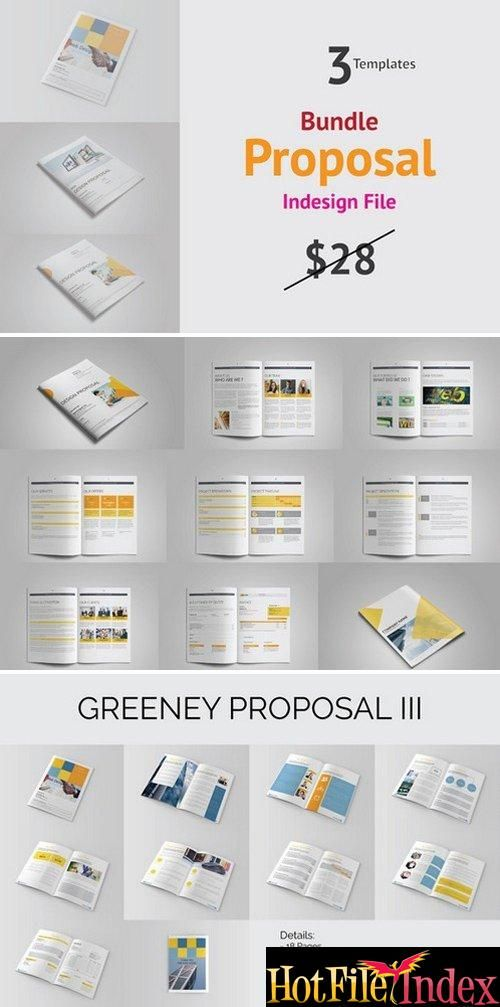 Creativemarket Web Design Proposal Bundle From HotFileIndex