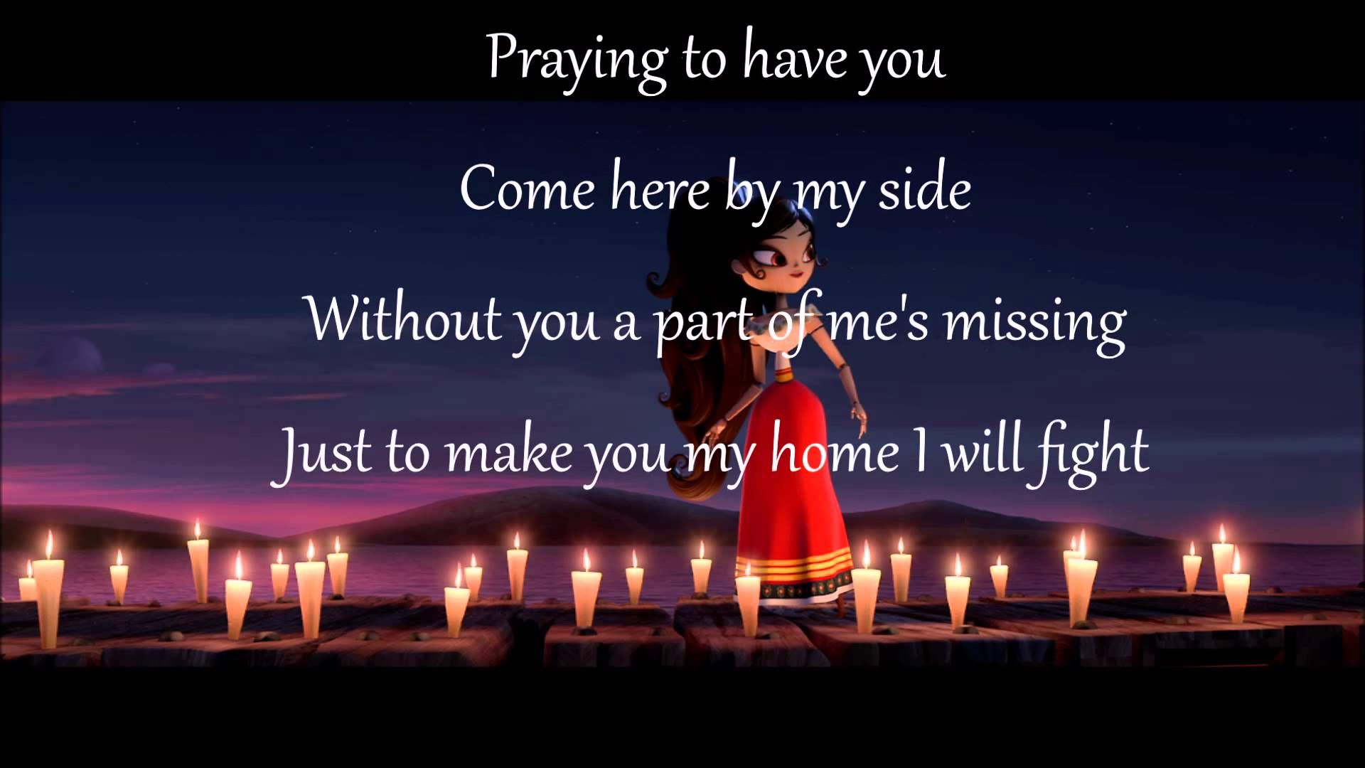 The Book Of Life Song