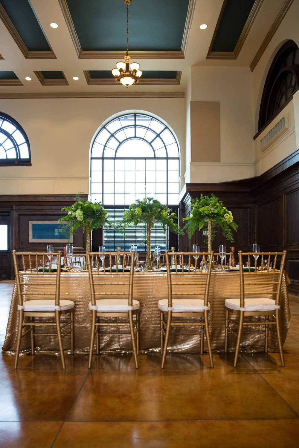 Special Event set up at the Royal Oak Room, Maine wedding