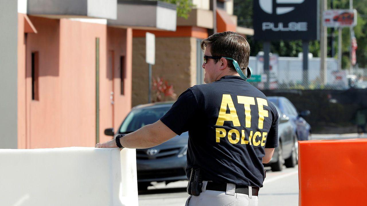 640 pounds of high explosives stolen in Pennsylvania; ATF