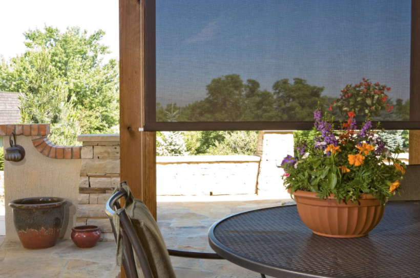 Let us install the Oasis® 2700 Patio Sun Shades from