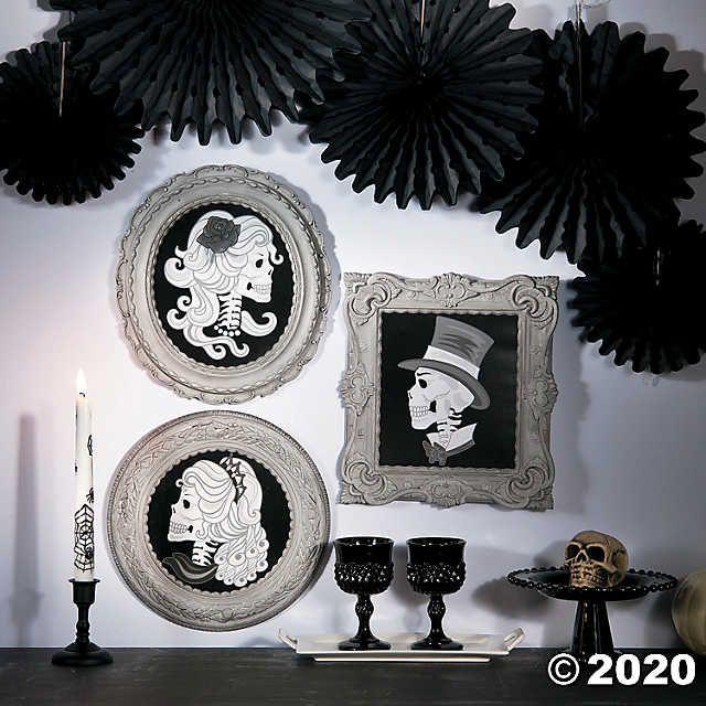 Halloween 2020 Cameo Cameo Skeleton Pictures Halloween Decoration in 2020 | Elegant