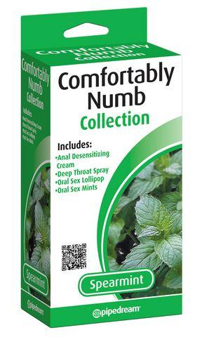 Comfortably Numb Pleasure Kit - Spearmint Funtimes209