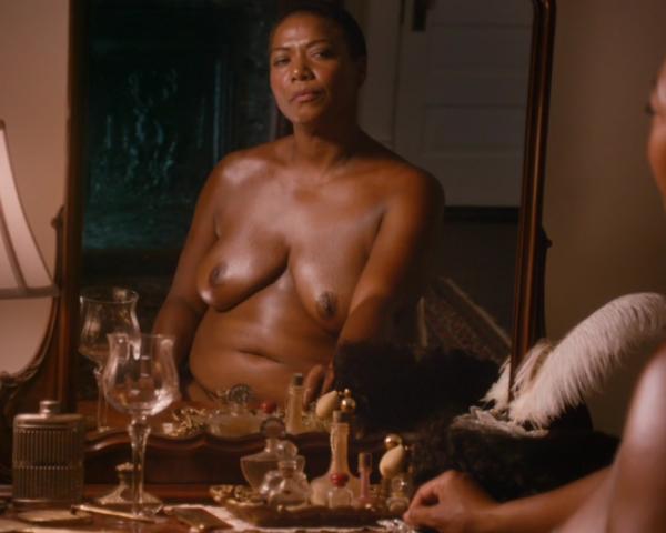 queen latifa naked pics