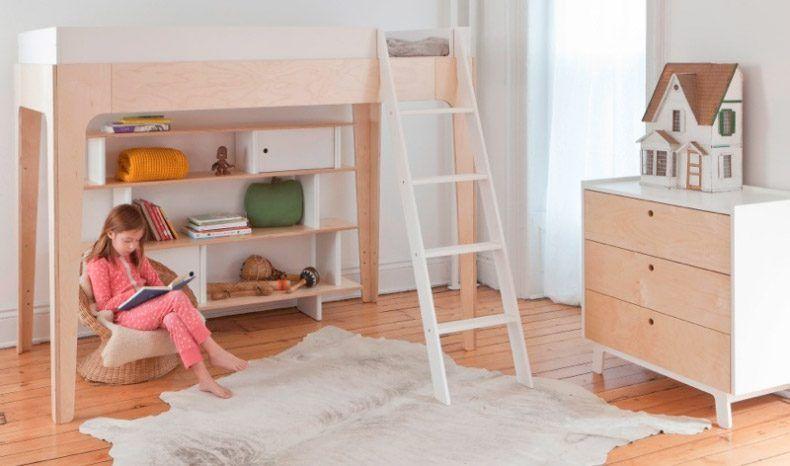 Litera minimalista para habitación clásica   Mobiliario   Pinterest ...
