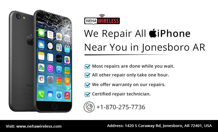 Any Iphone Screen Repair Visit Nehawireless Store In Jonesboro Ar Call 1 870 275 7736 Or Stop By To Computer Repair Store Iphone Repair Iphone Screen Repair