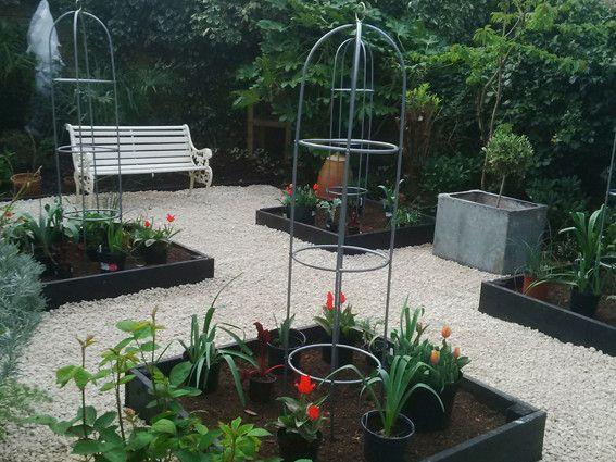 Attractive The Distinctive Gardener   Parterre Garden