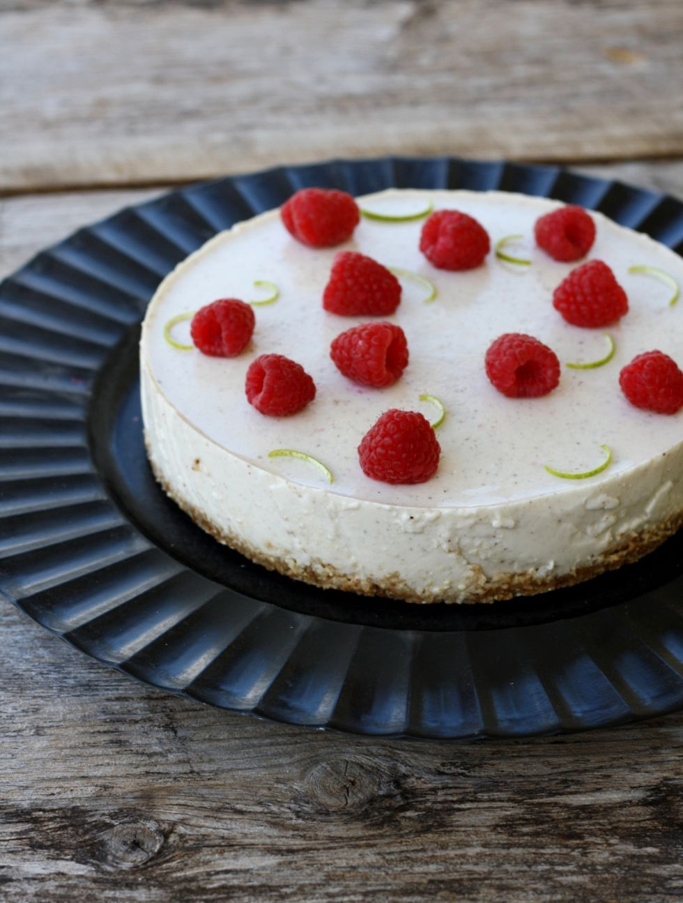 lindastuhaug | Den beste ostekaka uten tilsatt sukker! - lindastuhaug