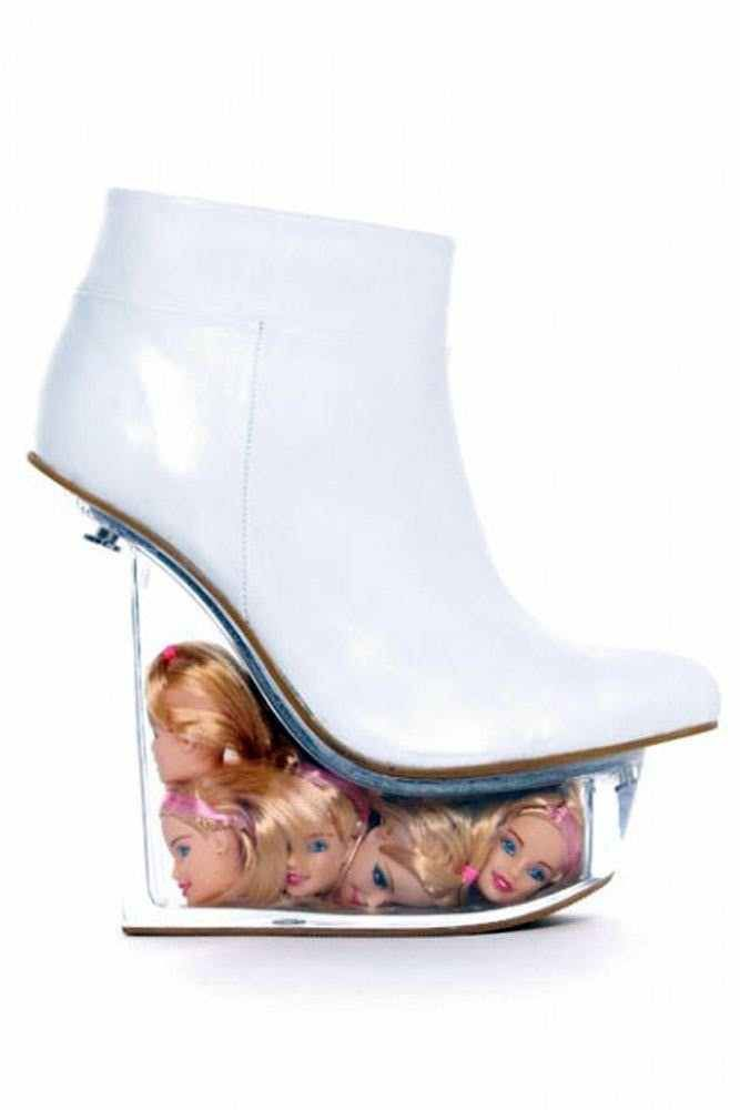 50 Crazy Weird Shoes That Are Bizarre! - Awesome Stuff 365