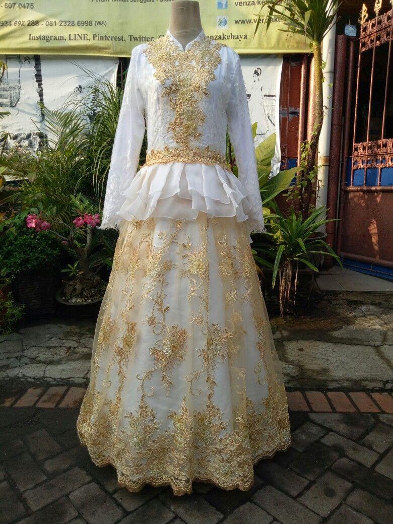 Gaun Pengantin (Ready To Wear_Delux) Bisa buat Akad & Resepsi. NB