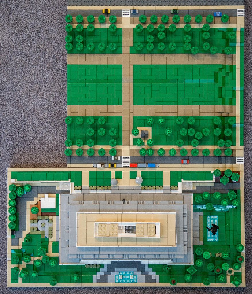 01 National Museum Of American History And Mall Top View Da Wrtyler