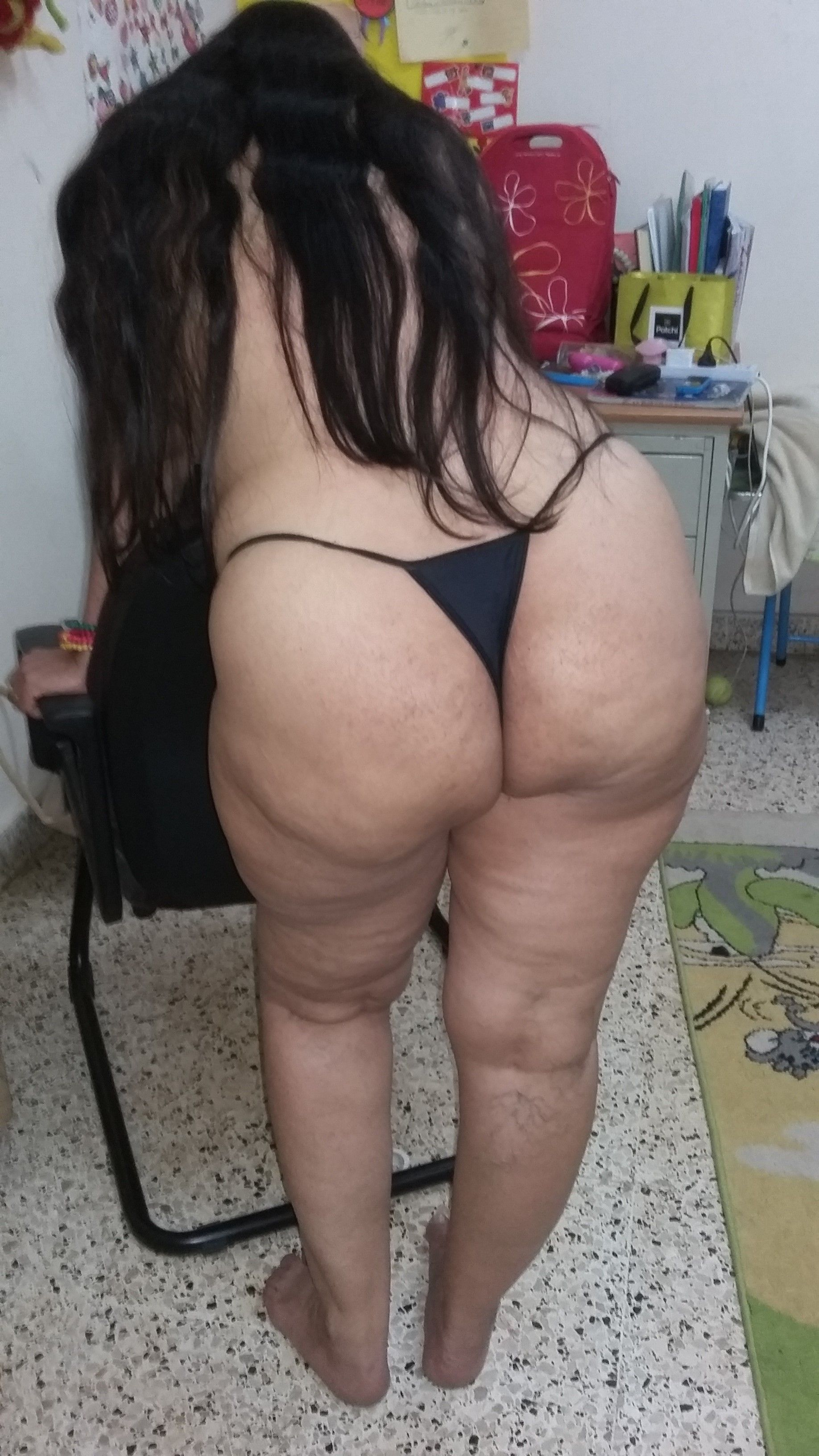 Curious topic Desi big ass