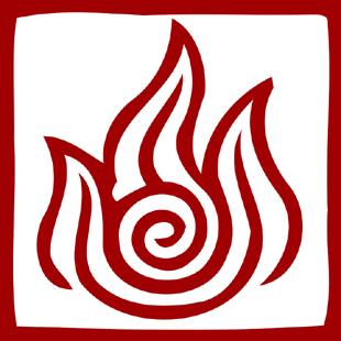 Firebending Fire Nation Symbol Fire Nation Avatar