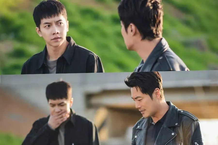 "Lee Seung Gi Grows Rigid With Tension In Front Of Lee Hee Joon In ""Mouse"""