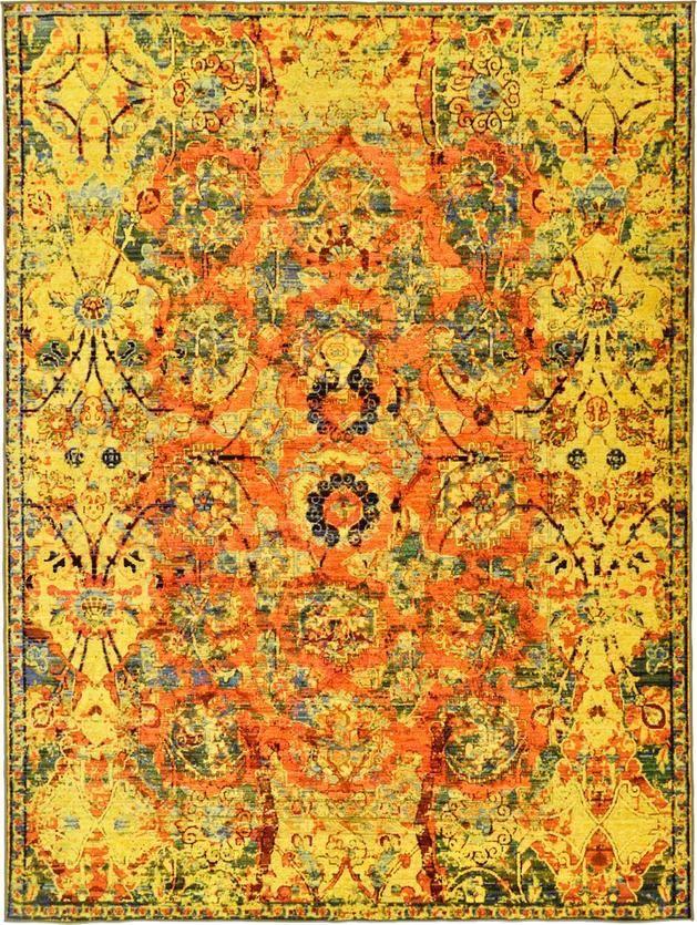 50 am meisten dramatische, wunderschöne, farbenfrohe Teppiche für - wohnzimmer orange beige