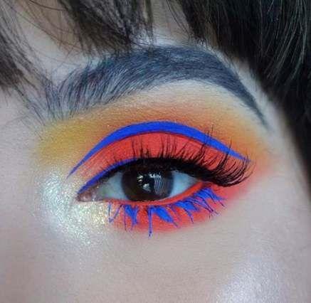 56 ideas makeup glitter editorial avant garde