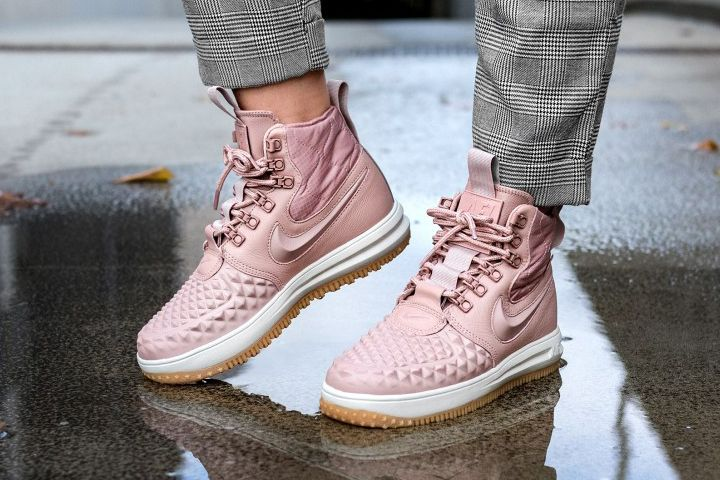 The Nike Lunar Force 1 Duckboot Gets Dipped In