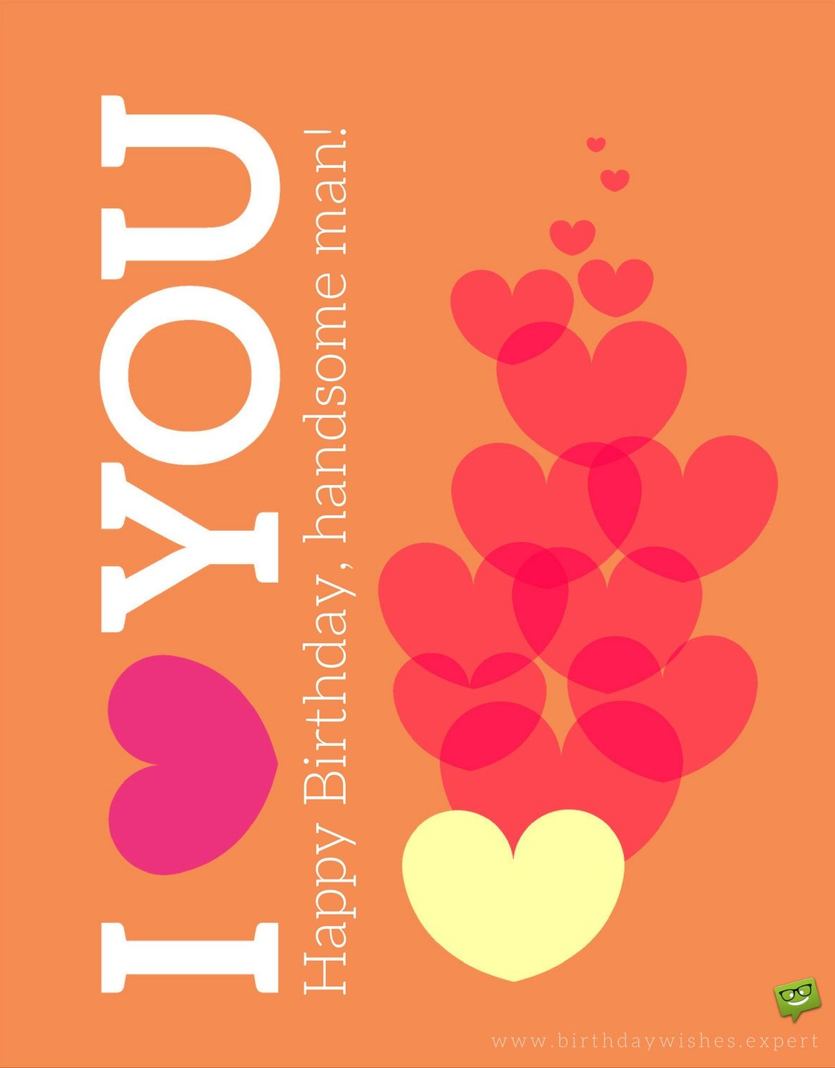Love you Birthday Boy – Birthday Love Greeting