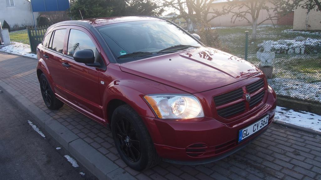 Dodge Caliber 1 8 16v 150km Klimatyzacja Z Niemiec 5066837335 Oficjalne Archiwum Allegro Suv Car Vehicles