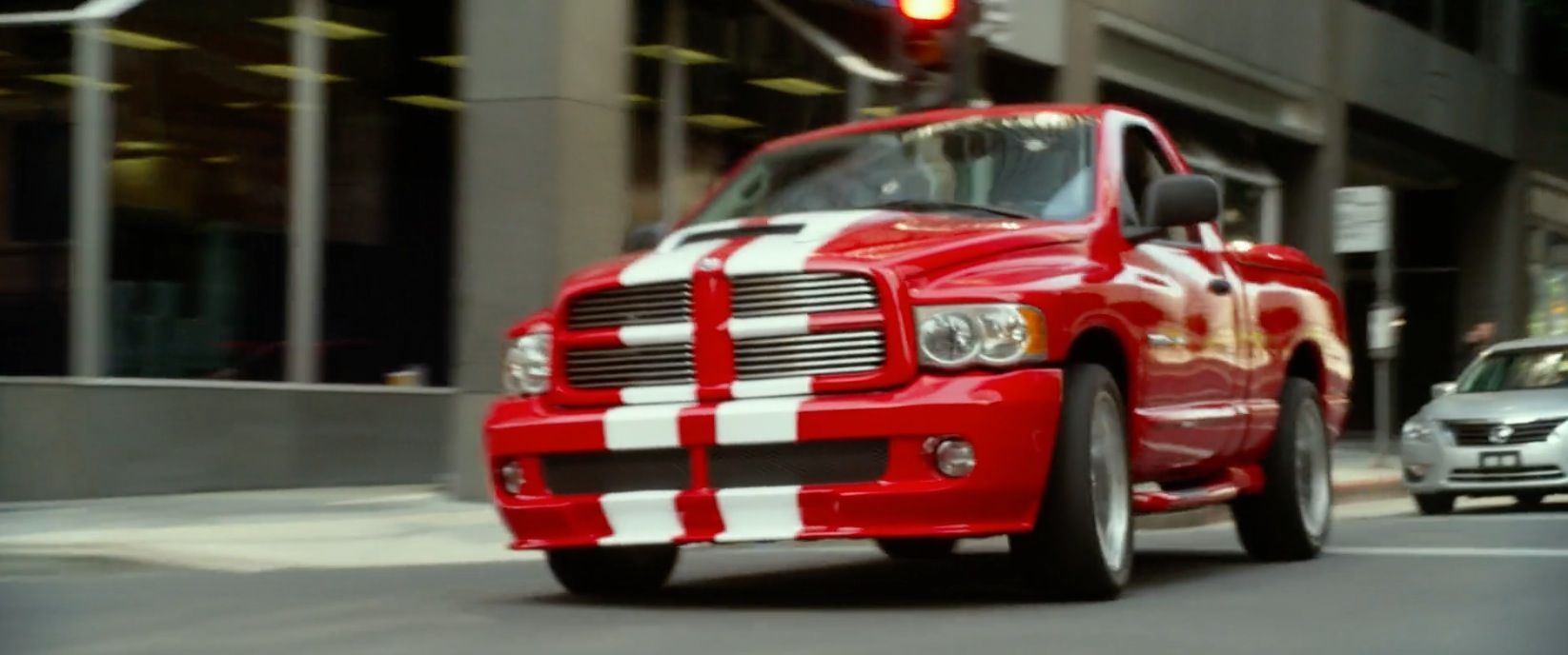 Dodge Ram Srt 10 2004 Driven By Ice Cube In Ride Along 2013 Dodgeofficial Voiture