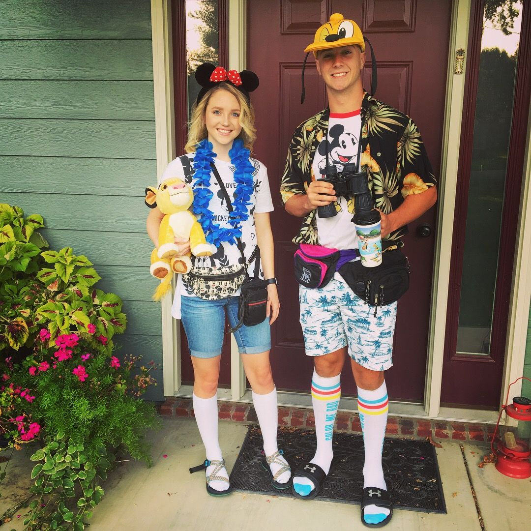Tacky Tourist Costume in 2019 | Tacky tourist costume ...