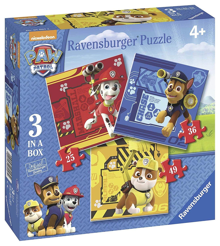 07057 Paw Patrol Puzzle Progresivoravensburger es 2Amazon rdxshCtQ